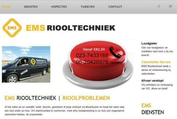 EMS-riooltechniek