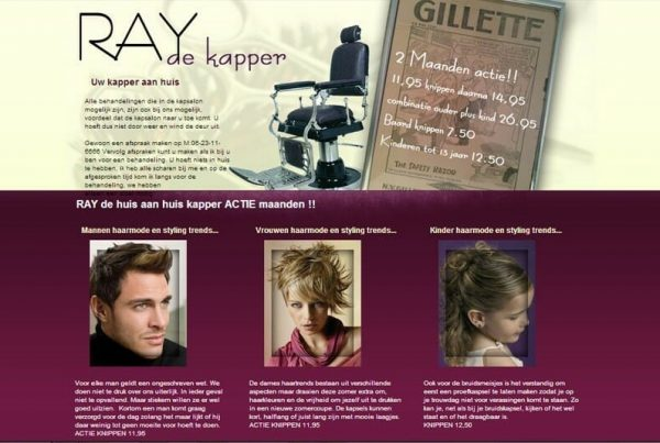 Ray de kapper