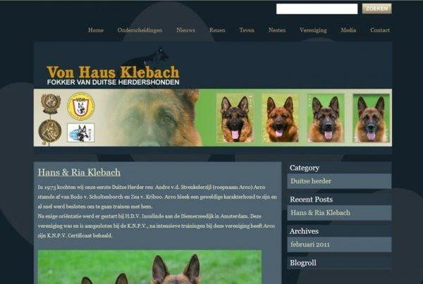 portfolio Von Haus Klebach