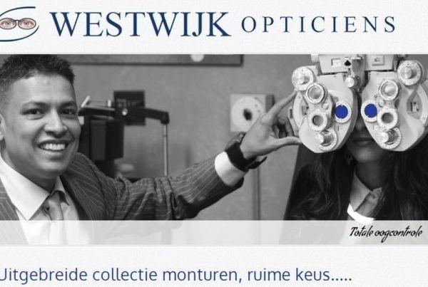 Westwijk Opticiens Amstelveen