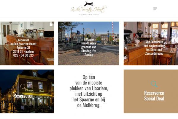 In Den Swarten Hondt in Haarlem