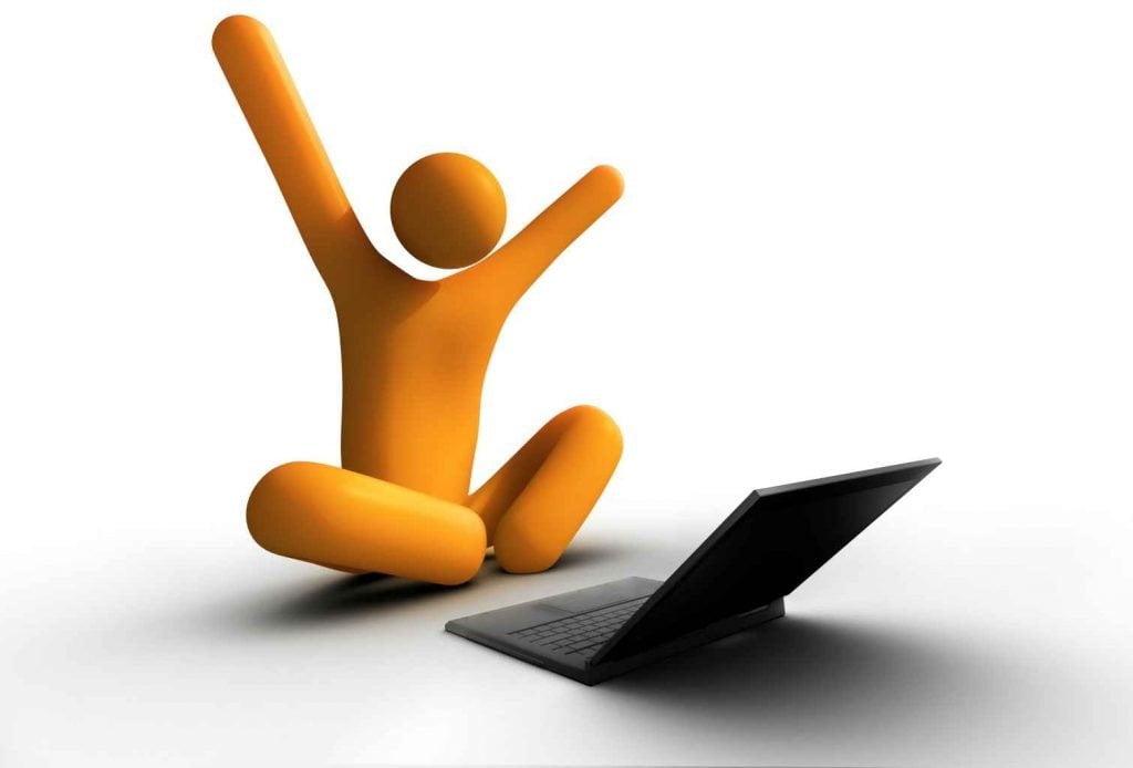 website online!