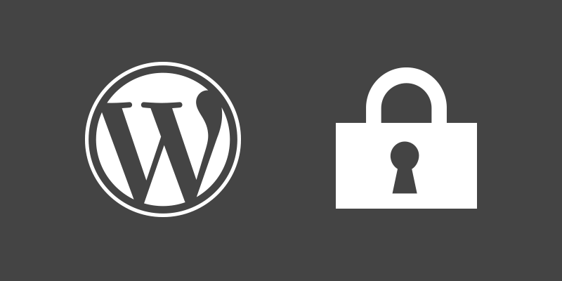 WordPress's security