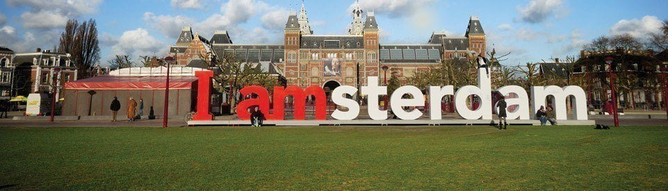 Amsterdam innovatiehoofdstad