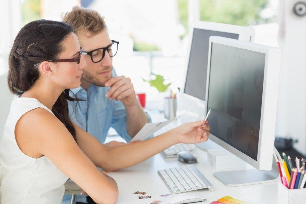 websites vormgevers
