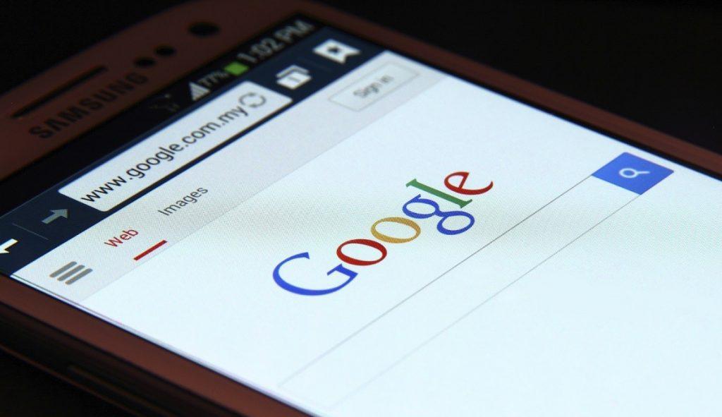 Google's Latest Algorithm