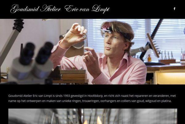 Goudsmid Atelier Eric van Limpt