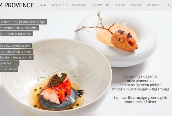 Restaurant La Provence is culinair genieten in Driebergen en bekroond door Michelin
