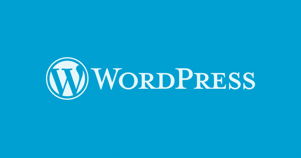 WordPress is now available