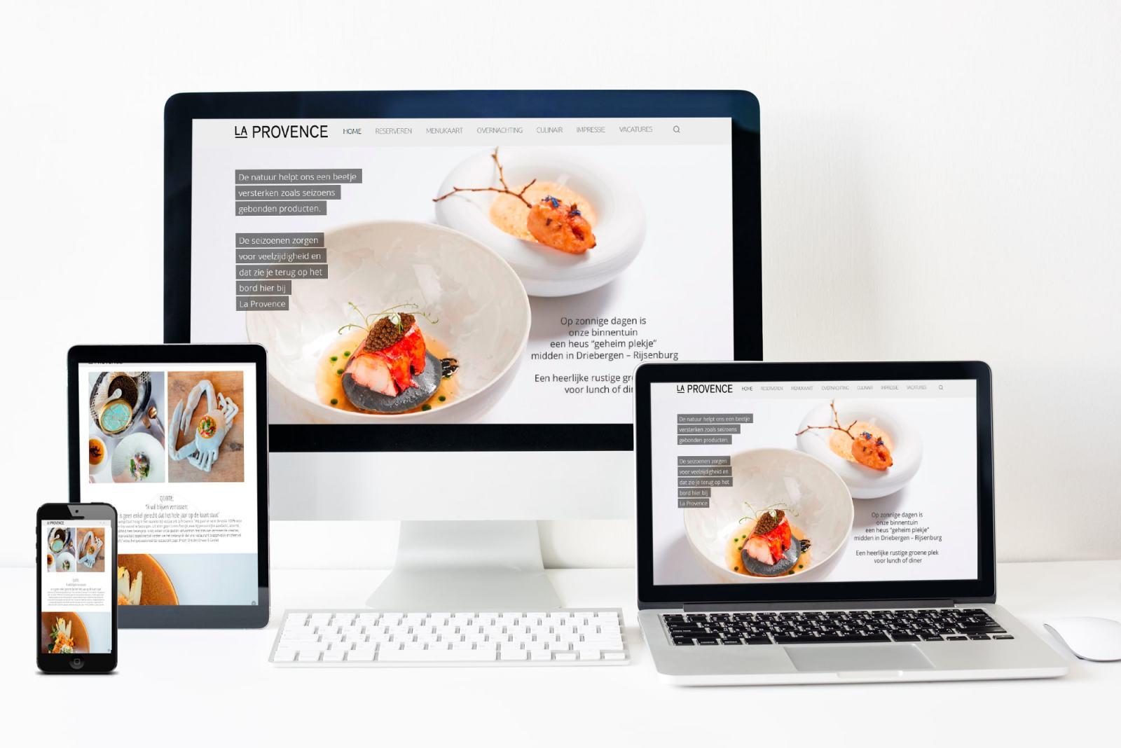 Restaurant La Provence is culinair genieten in Driebergen en bekroond door Michelin