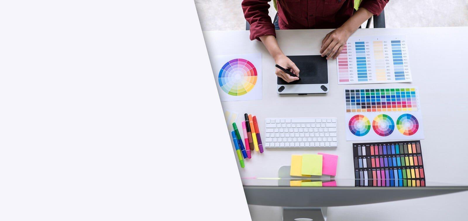 Webdesign, Website maken, Vormgeving & Design