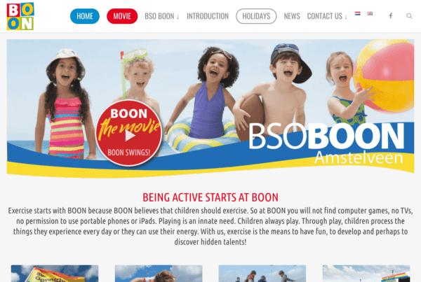 Bewegen begint bij BSO BOON Amstelveen