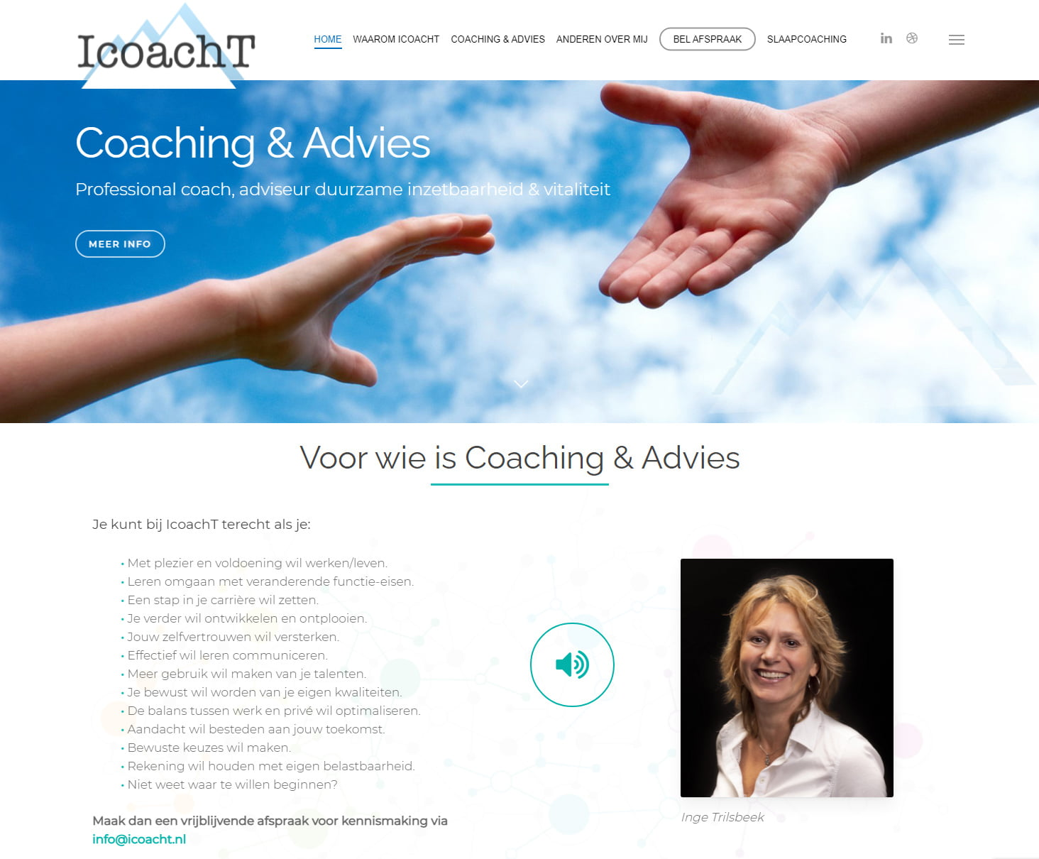 Coaching & Advies in Haarlem